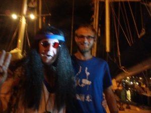 """Ozzy Osbourne? """"Nienawidzę hipisów"""" dało się słyszeć przez cały wieczór z ust Briana."""