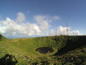 La Citerne (jakiś stary krater).