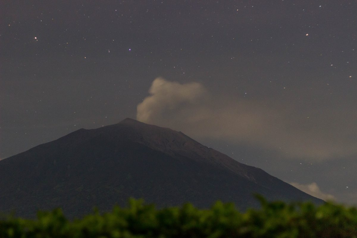 Wspinaczka na wulkan Kerinci